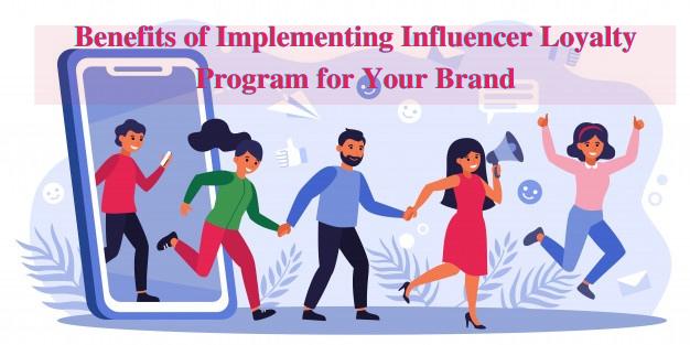 Influencer Loyalty Program